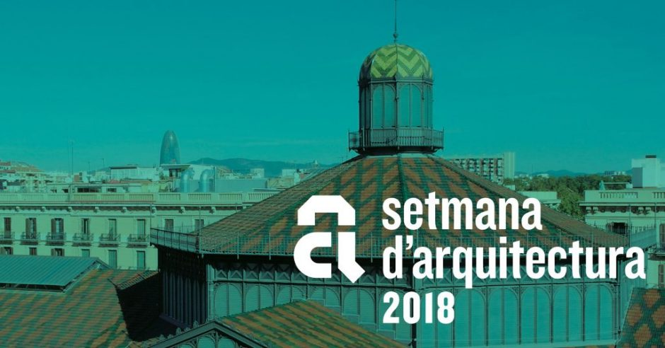 Architecture Week 2018 Barcelona